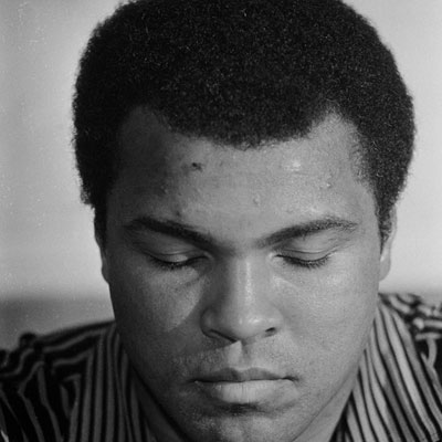 Muhammad Ali Photos from Courier Journal Picture Book Series