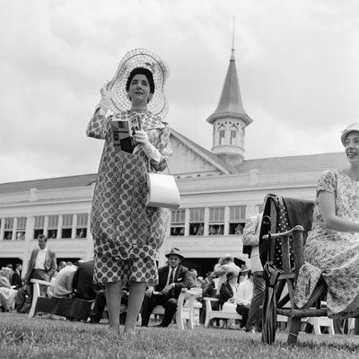 Kentucky Derby Photos from Courier Journal Picture Book Series